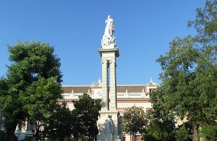 Plaza Del Triunfo Image