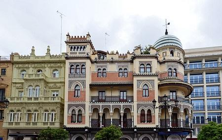 Edificio De La Adriatica, Seville