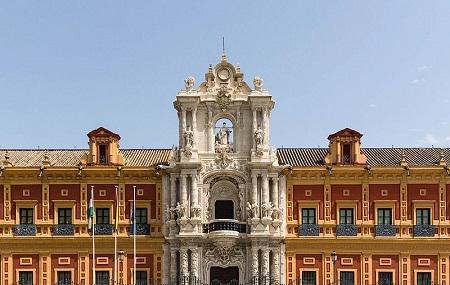 Palacio De San Telmo Image