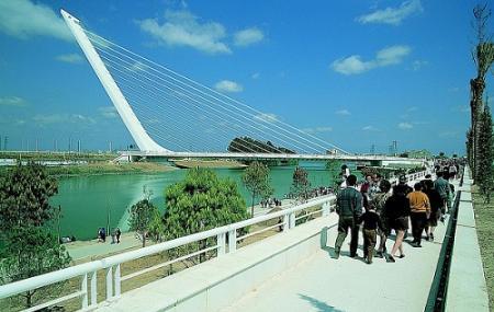 Puente Del Alamillo Image