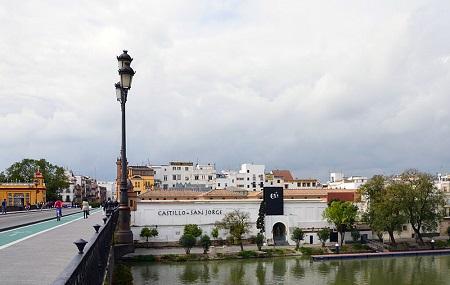 Museo Del Castillo De San Jorge Image