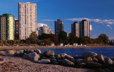 English Bay Beach Review