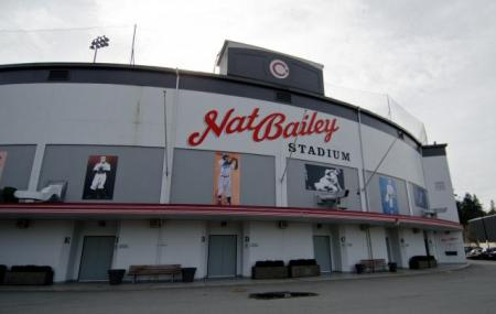 Scotiabank Field At Nat Bailey Stadium, Vancouver