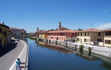 Navigli District Image