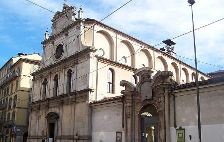 Chiesa Di San Maurizio Al Monastero Maggiore Image