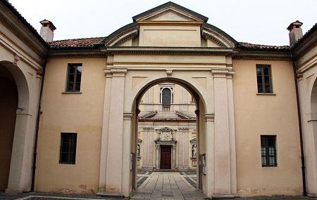 Garegnano Charterhouse Image