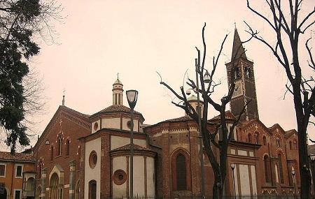Basilica Of Sant'eustorgio Image