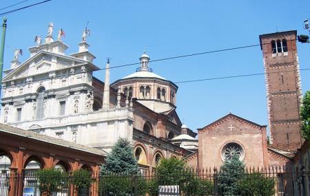 Santa Maria Presso San Celso Image