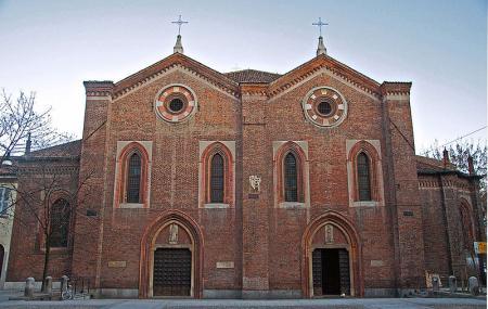 Chiesa Santa Maria Incoronata, Milan