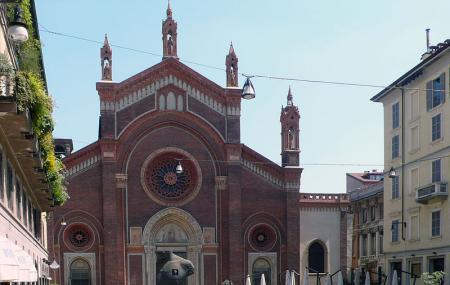 Santa Maria Del Carmine Image