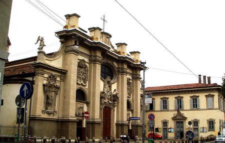 Santa Maria Della Passione, Milan