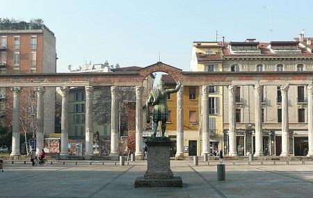 Colonne Di San Lorenzo Image