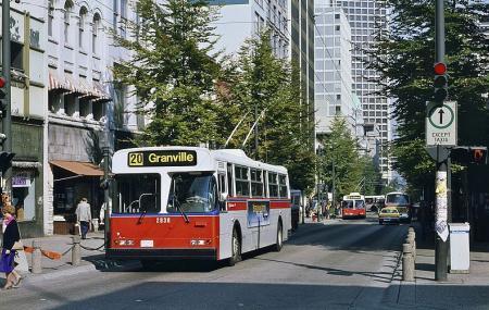 Granville Street Mall Image
