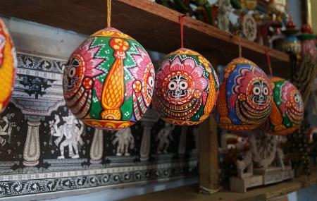 Raghurajpur Artist Village Image