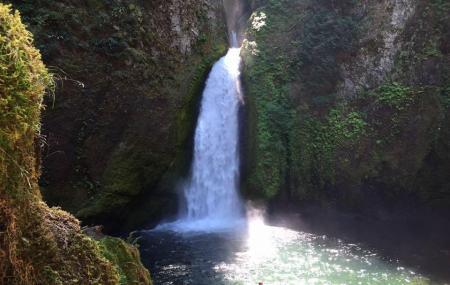 Wahclella Falls Image