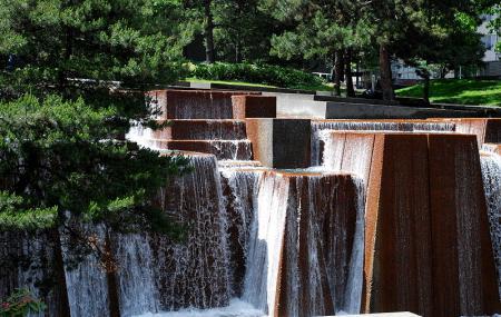 Ira Keller Fountain Park Image