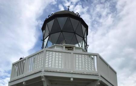 Manukau Heads Lighthouse Image