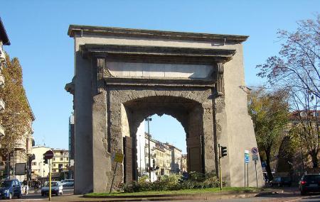 Porta Romana Image