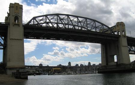Burrard Bridge Image
