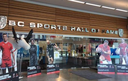 Bc Sports Hall Of Fame Image