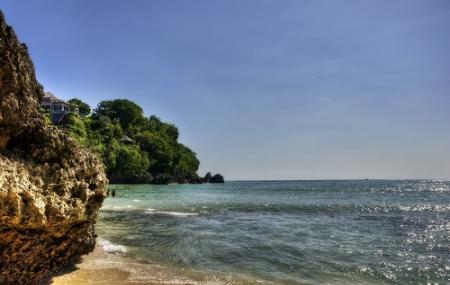 Padang Padang Beach Image