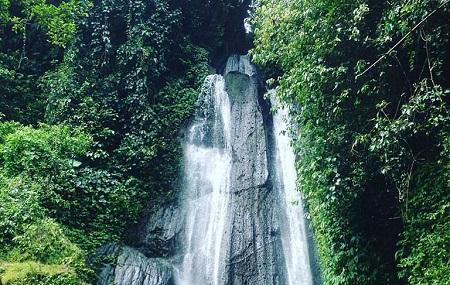 Dusun Kuning Waterfall Image