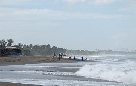 Nelayan Beach Image