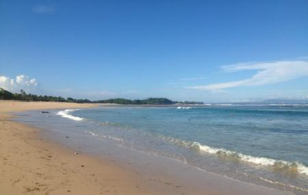 Mengiat Beach Image