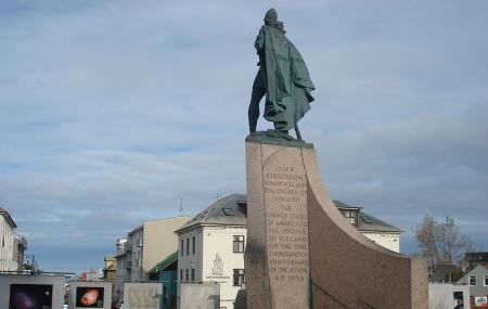 The Statue Of Leif Eiriksson Image