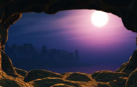Hida Daishonyudo Cave Image