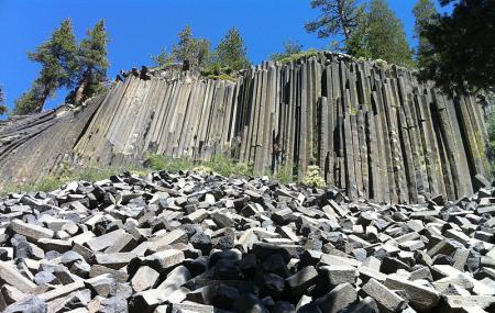 Devil's Postpile National Monument Image