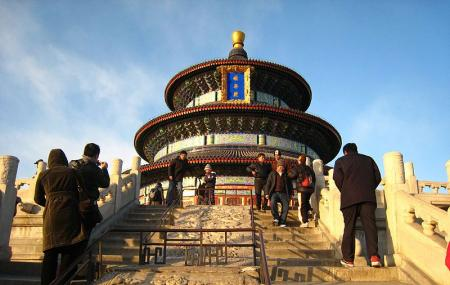Temple Of Heaven Image