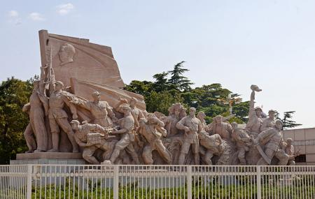 Mausoleum Of Mao Zedong Image