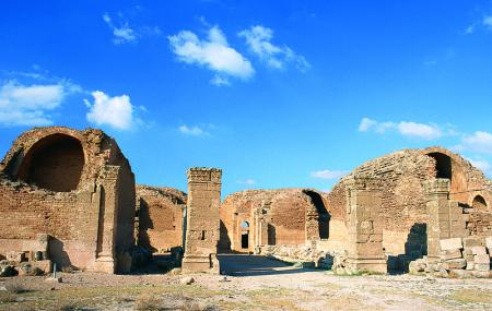 Qasr Al-mshatta Image