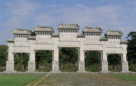 Western Qing Tombs Image