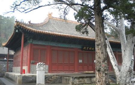 Fahai Temple Image