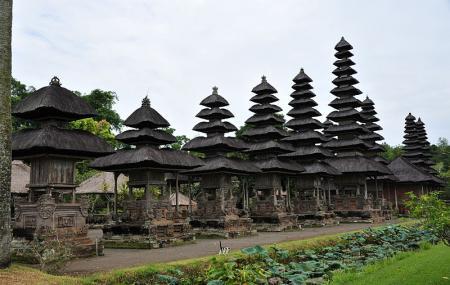 Taman Ayun Temple Image