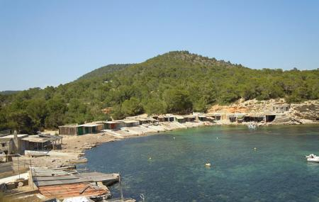 Sa Caleta Beach Image