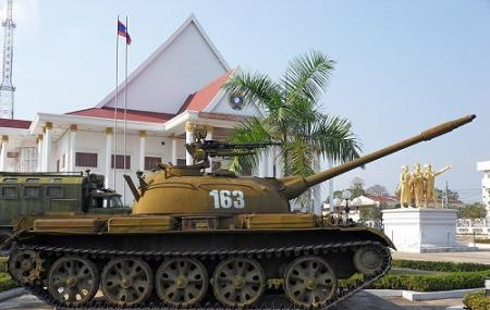 Lao People's Army History Museum Image