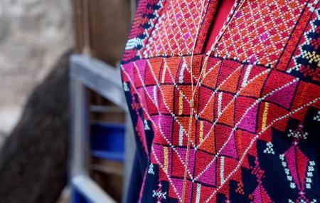 Tiraz Widad Kawar Home For Arab Dress Image