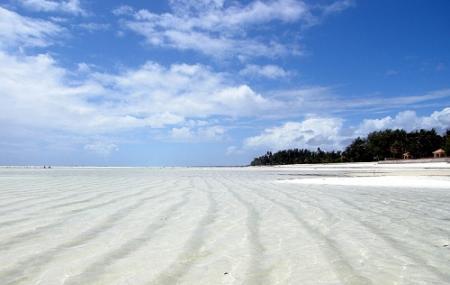 Paje Beach Image