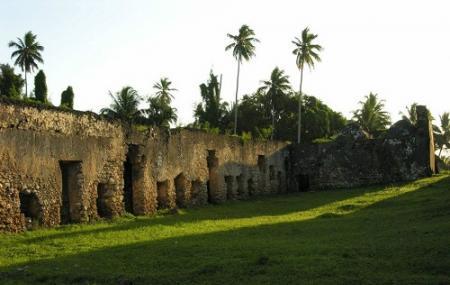 Mtoni Palace Ruins Image
