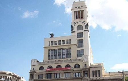 Bellas Artes Center Image
