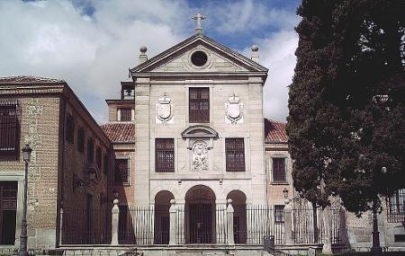 Monasterio De La Encarnacion Image