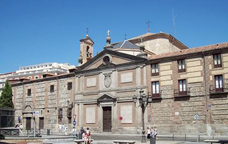 Monasterio De Las Descalzas Reales Image