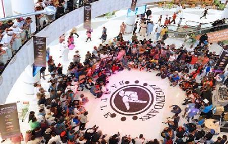 Oman Avenues Mall Image