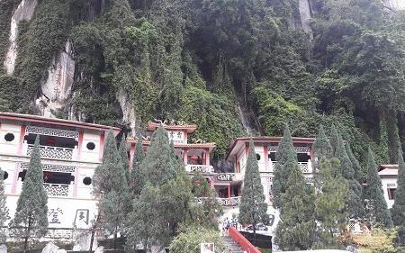 Perak Cave Temple Image