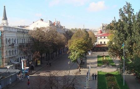 Deribasovskaya Street Image
