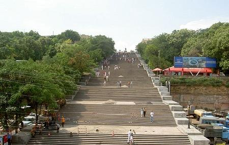 Potemkin Stairs Image