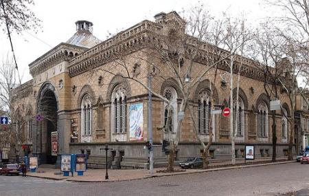 Odessa Philharmonic Theater Image